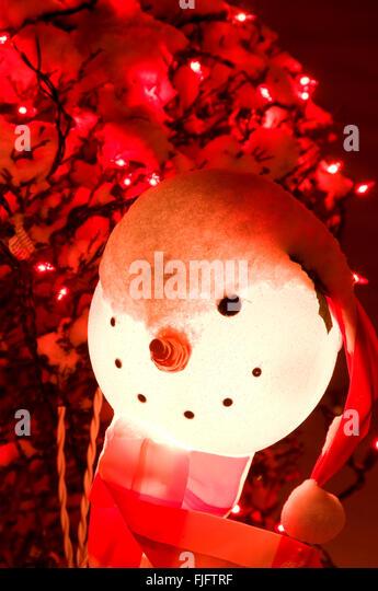 Christmas Lighting Display Stock Photos & Christmas Lighting ...