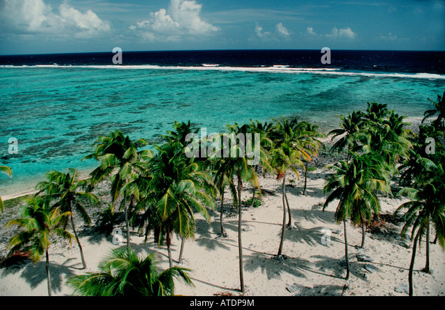 Caribbean Beach Scenes: Half Moon Caye Stock Photos & Half Moon Caye Stock Images