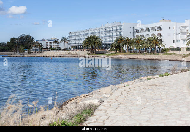 Talamanca stock photos talamanca stock images alamy - Hotel el puerto ibiza town ...