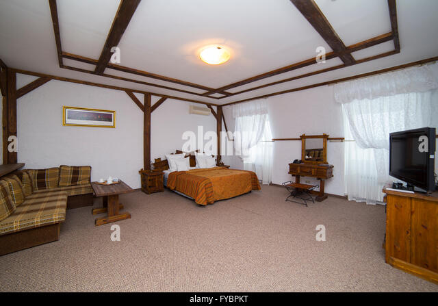 Country style bedroom stock photos country style bedroom for Country style bedroom suites
