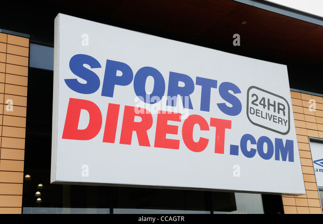sportsdirect stock photos sportsdirect stock images alamy. Black Bedroom Furniture Sets. Home Design Ideas