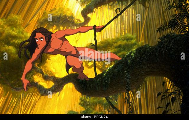 Tarzan Tarzan 1999 Tarzan Stock Photos & Tarzan Tarzan ... Тарзан 1999