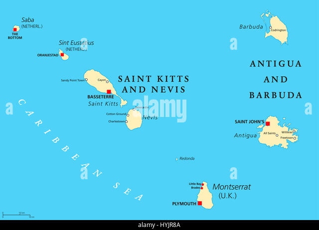 Sint Eustatius Stock Photos Sint Eustatius Stock Images Alamy - Sint eustatius map