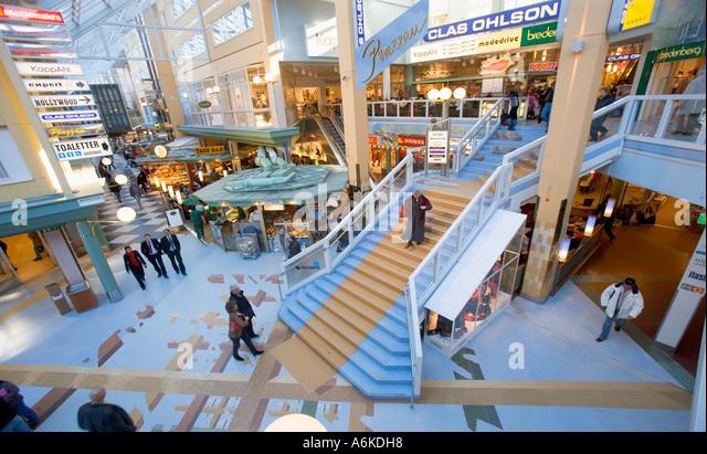 mall of scandinavia tunnelbana