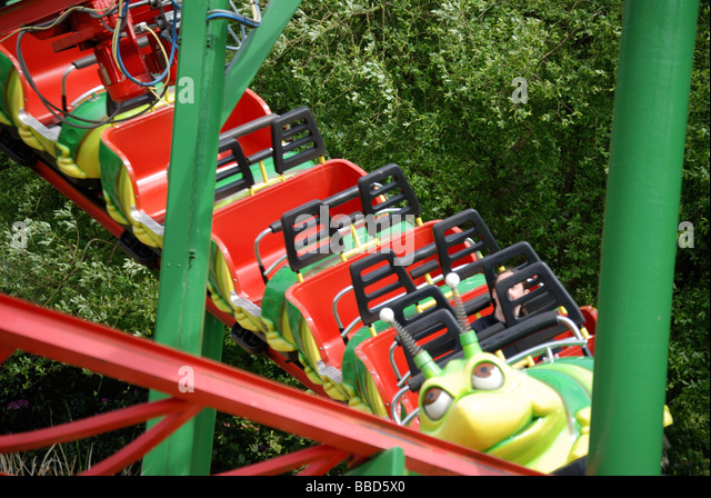 Rollercoaster Fairground Stock Photos & Rollercoaster ...
