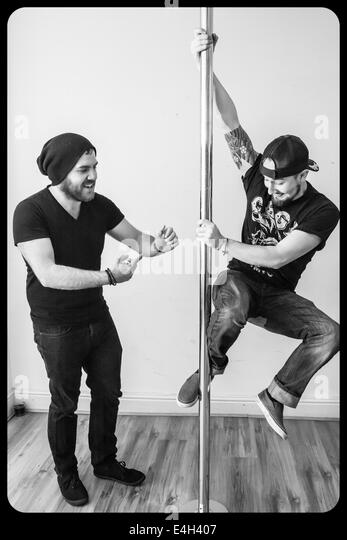 pole dancing boys images