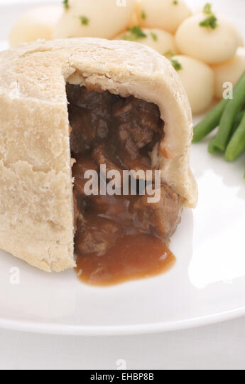 how to make steak and kidney pie with puff pastry