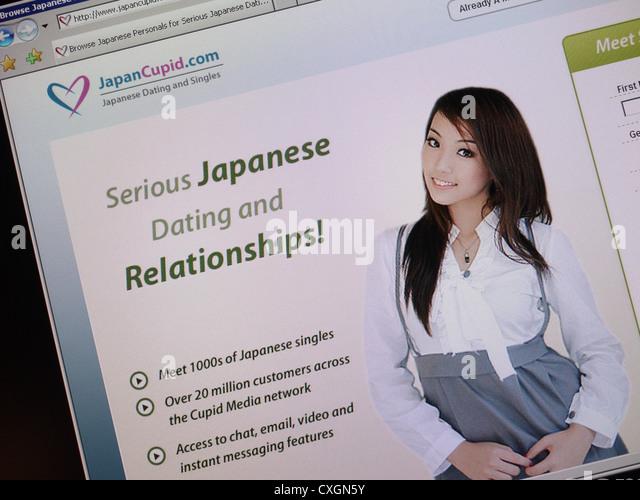 online dating tokyo japan