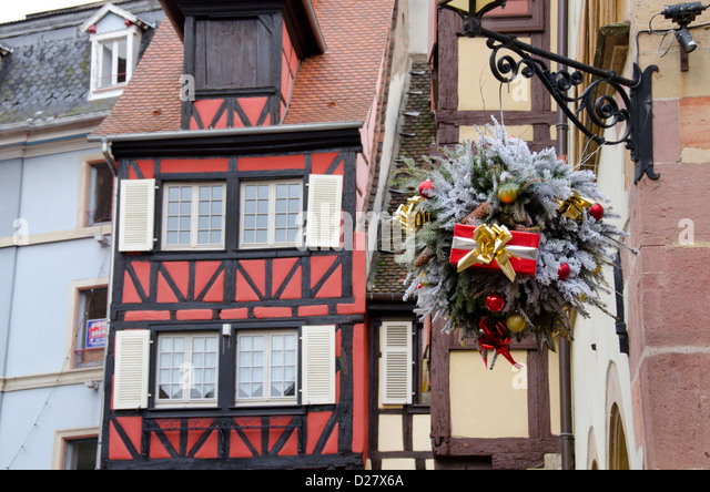 colmar christmas stock photos colmar christmas stock images alamy. Black Bedroom Furniture Sets. Home Design Ideas