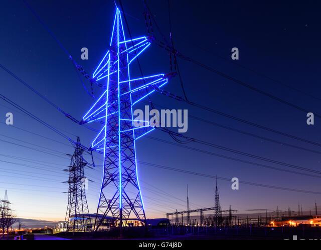 Electricity Voltage In Vienna