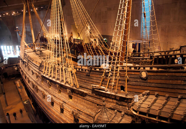 Vasa Museum in Sweden