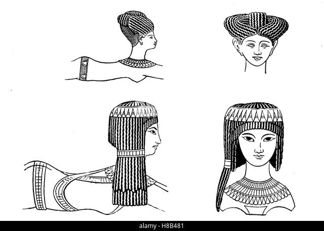 Pleasant Ancient Hairstyles Stock Photos Amp Ancient Hairstyles Stock Images Short Hairstyles Gunalazisus