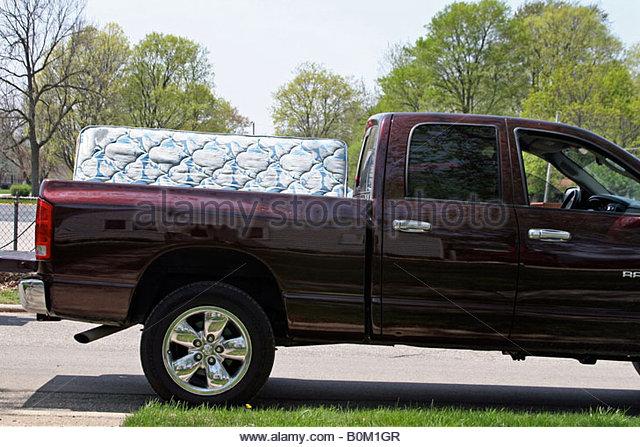 Pickup Truck Bed Matresses