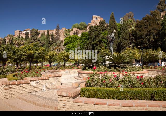 Jardines de pedro luis alonso stock photos jardines de - Jardines de andalucia ...
