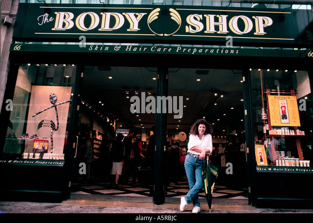 anita roddick the body shop Dame anita roddick, dbe (23 october 1942 – 10 september 2007) was a british businesswoman, human rights activist and environmental campaigner, best known as the founder of the body shop, a cosmetics company producing and retailing natural beauty products that shaped ethical consumerism.