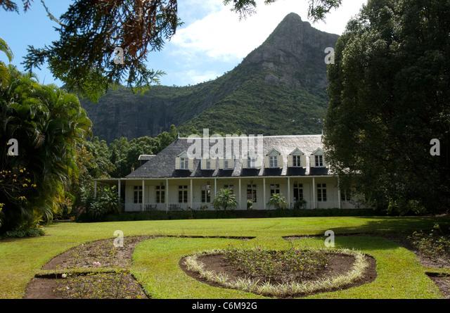 Eureka house mauritius stock photos eureka house for Eureka house