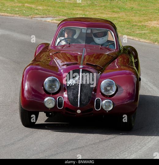 Alfa Romeo 8c 2900b Stock Photos & Alfa Romeo 8c 2900b
