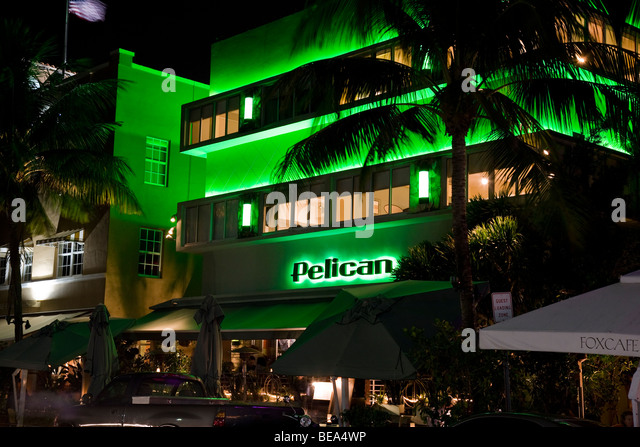 Pelican Hotel Art Deco District Miami Beach
