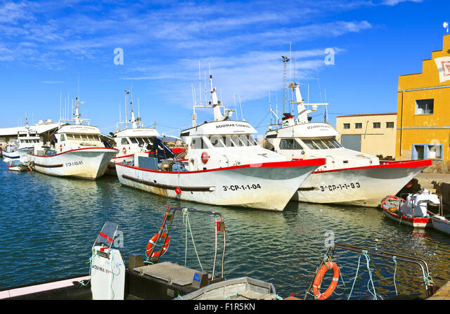 Fishing fleet stock photos fishing fleet stock images - Puerto burriana ...