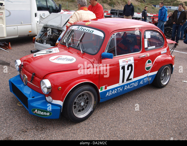 Abarth fiat stock photos abarth fiat stock images alamy for Garage abarth paris