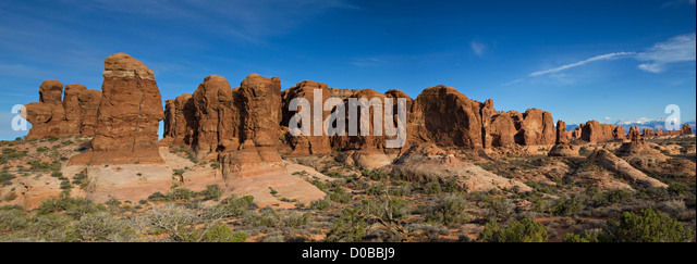Arches National Park Hiking Stock Photos Arches National Park Hiking Stock Images Alamy