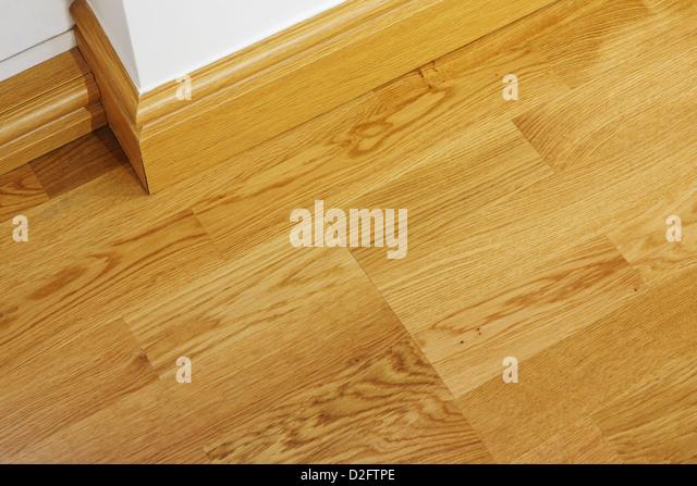 Mdf Wood Flooring : Skirting stock photos images alamy