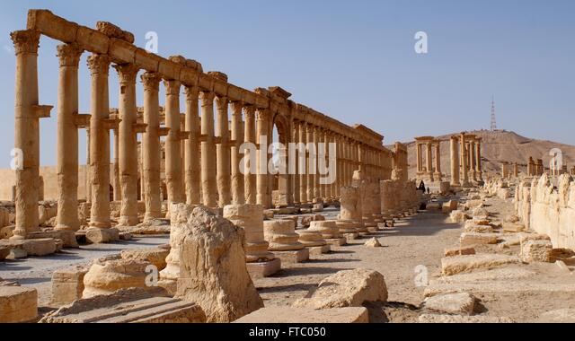 palmyra dating Several inscriptions dating to the end of 257 or early 258 show odaenathus bearing  outside of palmyra, odaenathus' authority extended from the pontic coast in.