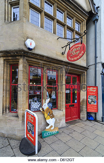 alice in wonderland shop salisbury