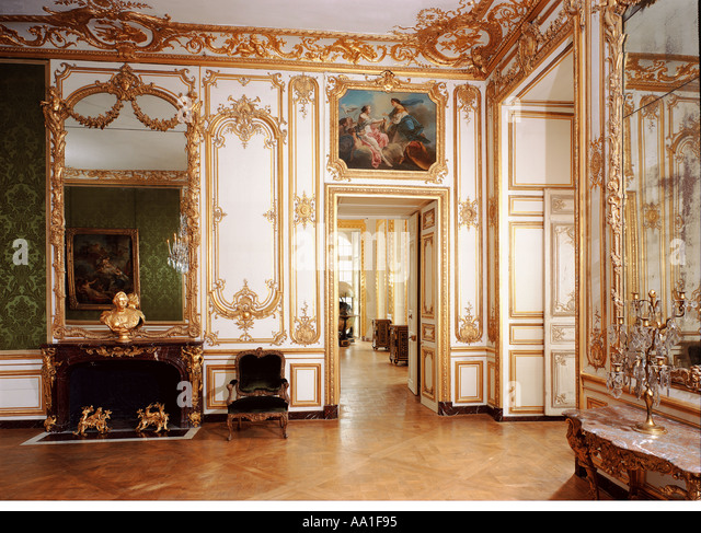 Louis xvi royal family stock photos louis xvi royal for Chambre louis xvi versailles