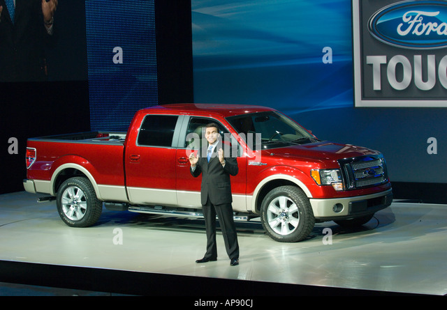Ford f150 stock photos ford f150 stock images alamy for Ford motor company executives
