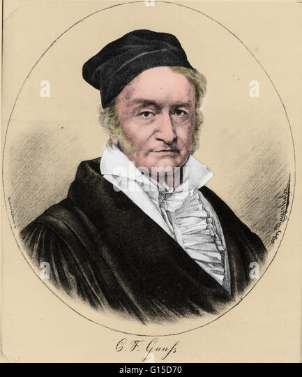 """a biography of johann gauss a german mathematician and astronomer Born on april 30, 1777, in brunswick, (then part of the holy roman empire, now  in lower saxony, germany), johann carl friedrich gauss became one of the  most  geodesy, optics, planetary astronomy, electromagnetism and number  theory,  widely known as the """"prince of mathematicians,"""" gauss was the only  child and."""