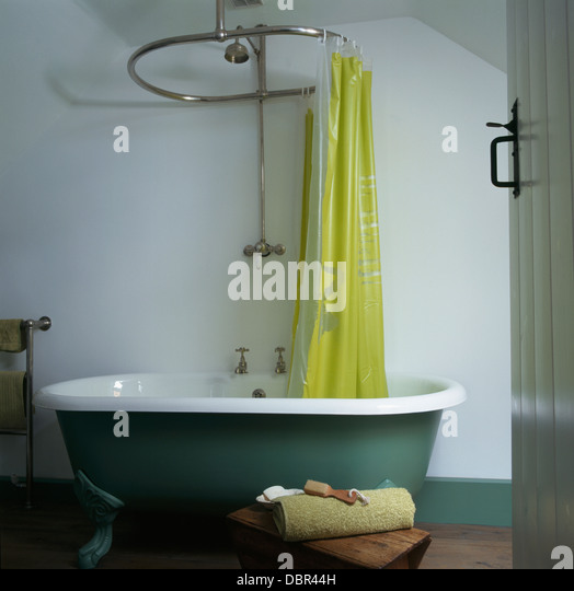 Shower Curtain Stock Photos Shower Curtain Stock Images Alamy