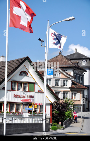 Appenzell switzerland traditional architecture in the for K architecture geneve
