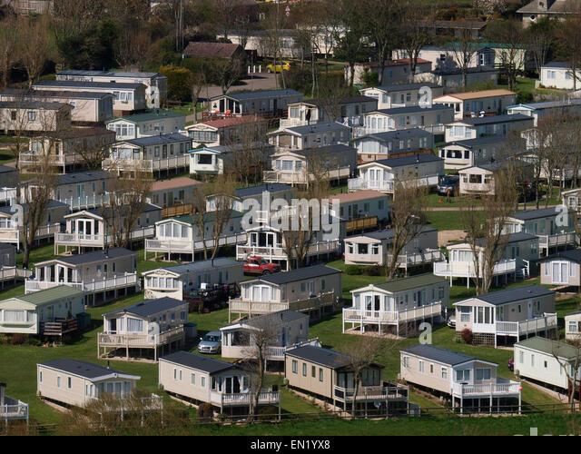 Static Caravan Park Homes Golden Cap Holiday Seatown Dorset UK