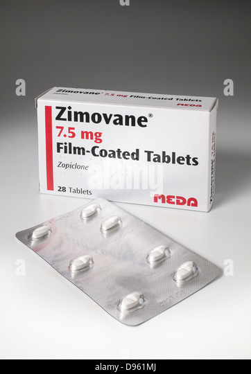 fake zopiclone tablets