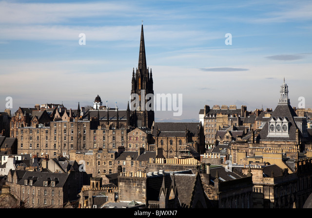 An overview of scotland