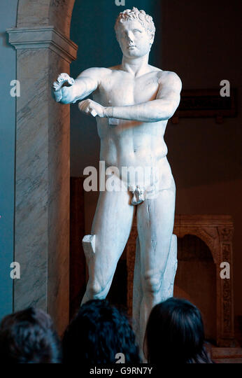 Lysippos Stock Photos & Lysippos Stock Images - Alamy