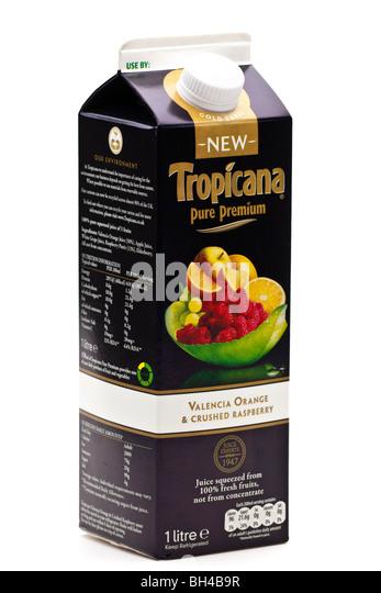 Fruit drink brand stock photos fruit drink brand stock - Carton valencia ...