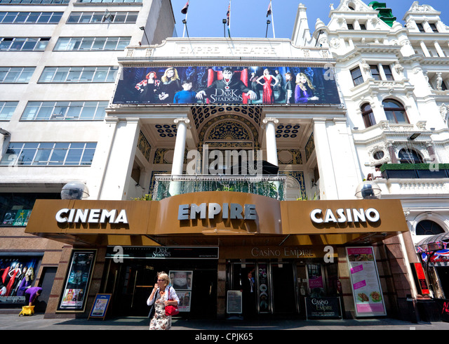 The casino at the empire 5 6 leicester square