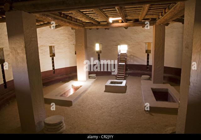 Wupatki pueblos stock photos wupatki pueblos stock for Kiva house