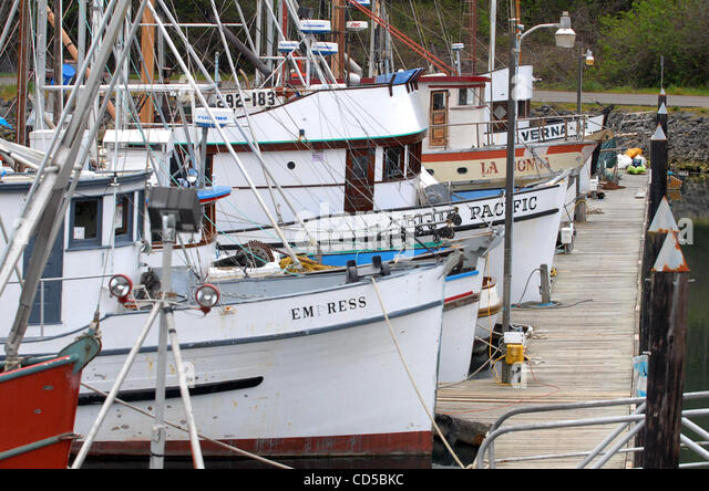 Salmon river california stock photos salmon river for Fort bragg fishing charters