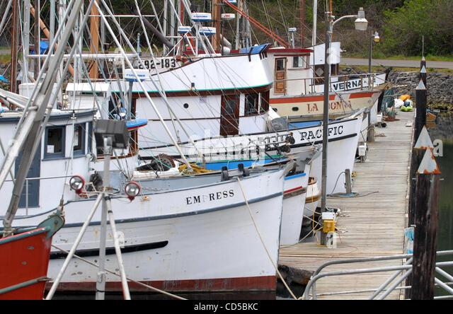 Salmon river california stock photos salmon river for Fort bragg fishing charters