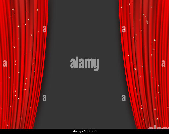 Curtains Ideas black theater curtains : Theater Curtains Stock Photos & Theater Curtains Stock Images - Alamy
