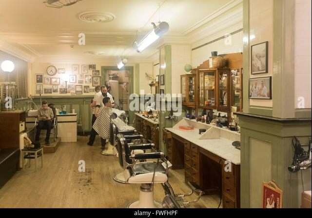 Barber Shop In Spanish : Barbershop New York Stock Photos & Barbershop New York Stock Images ...