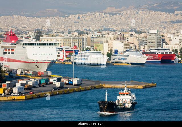 Piraeus Stock Photos & Piraeus Stock Images - Alamy