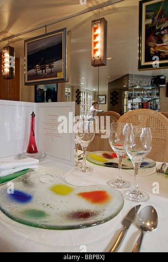 Le Breard Restaurant Honfleur France