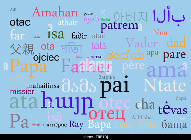 Written Languages Stock Photos Written Languages Stock Images - All languages in the world