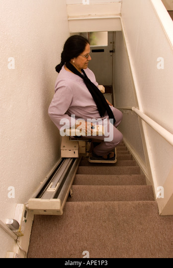 Stair Lift Stock Photos Amp Stair Lift Stock Images Alamy