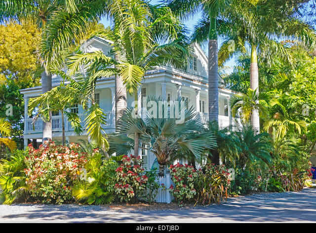 Key west style stock photos key west style stock images for Key west architecture style