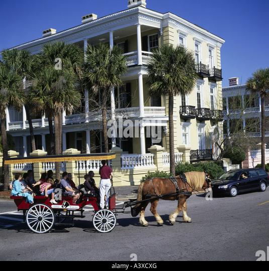 Charleston Rickshaw Tour